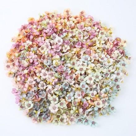 Σετ Μικρα Λουλούδια, mixed colors (25τμχ)