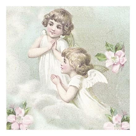 Vintage Χαρτοπετσέτα για Decoupage, Flower Fairies / SG-80076