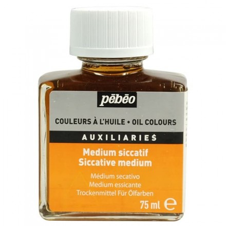 Siccative Medium 75ml Pebeo