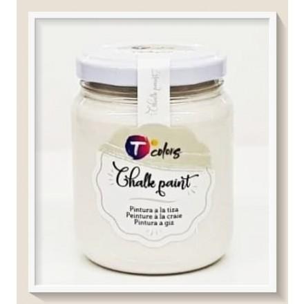 Χρώματα Κιμωλίας (chalky) TColors 175ml, Off-White