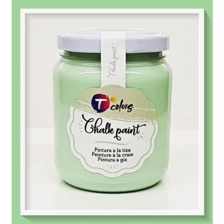 Χρώματα Κιμωλίας (chalky) TColors 175ml, Mint