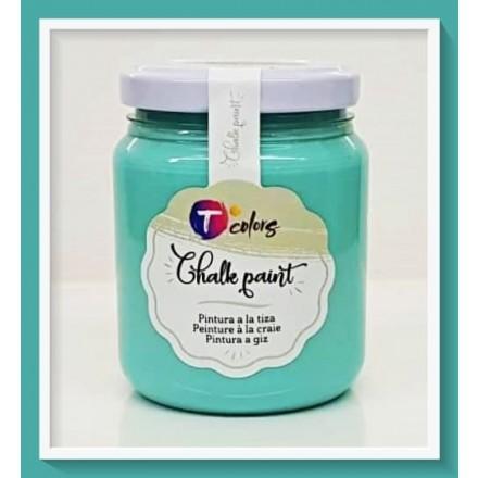 Χρώματα Κιμωλίας (chalky) TColors 175ml, Turquoise
