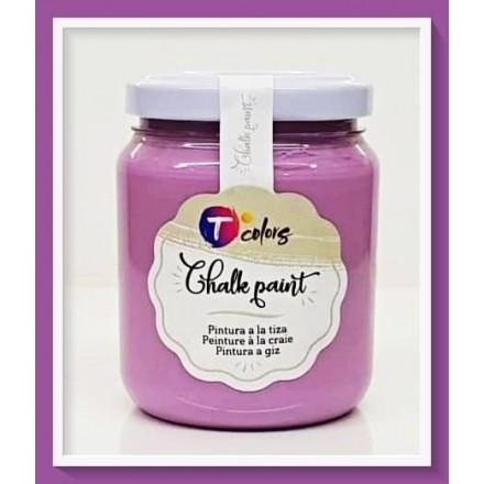 Χρώματα Κιμωλίας (chalky) TColors 175ml, Ash purple
