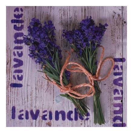 Χαρτοπετσέτα για Decoupage, Lavande / 344610