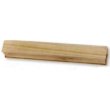 Ξύλινο Λαμπαδόκουτο (42 x 4 x 4cm)