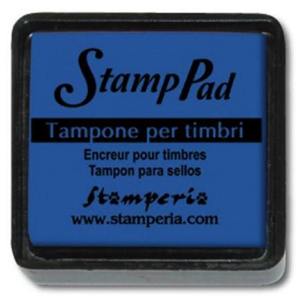 Ταμπόν (Μελάνι) για σφραγίδες Stamperia 24x24mm, Blue / WKP04P