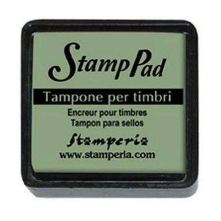 Ταμπόν (Μελάνι) για σφραγίδες Stamperia 24x24mm, Emerald green / WKP23P